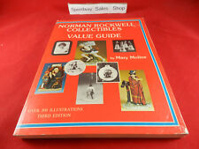 (s8) Norman Rockwell collectibles value guide: The little Rockwellbook