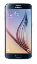 "SAMSUNG Galaxy S6 64GB Schwarz LTE 5,1"" Android Smartphone ohne Simlock 16MPX"
