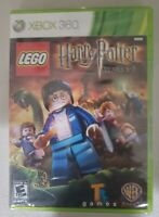 LEGO Harry Potter Years 5-7 (Xbox 360) Brand New For Kids FREE FAST SHIPPING