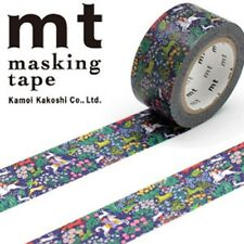 MT Washi Masking Deco Tape Scandinavian Motifs Designed by almedahls