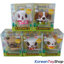 Canimals Mini Figure 5 pcs Collection Set Mimi Ato Uly Oz Nia / Academy Korea