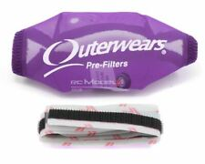 Outerwears R/C Pullstart Pre-Filter - Purple1/5th Scale RC Upgrade Part