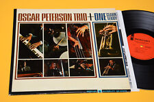 OSCAR PETERSON LP TRIO + ONE CLARK TERRY TOP JAZZ ORIG USA 1964 EX+ ! AUDIOFILI