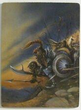 CHRIS ACHILLEOS Fantasy Art Fridge Magnet THE ORCS' CHARGE
