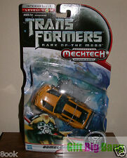 NEW TRANSFORMERS DARK OF THE MOON MECHTECH DELUXE CLASS BUMBLEBEE LEVEL 2 no box