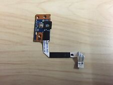 TOSHIBA SATELLITE A350 A350D A355 GENUINE POWER BUTTON BOARD & CABLE LS-4574P