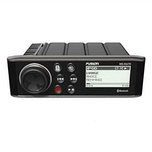 Fusion Entertainment MS-RA70 Marine System Bluetooth 4x50W Class A Amplifier