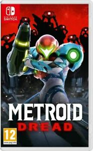 METROID DREAD - Game For NINTENDO SWITCH NEW & SEALED - In Hand Ready To Post