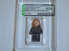 Lego 2012 Marvel Super Heroes Black Widow Set 6869 GRADED AFA 9.25 - F10 NEW