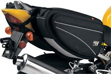 Nelson Rigg CL-950 Deluxe Sport Bike Motorcycle Saddlebags Black