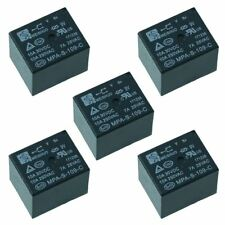 5x 9V Mini Power Relay SPDT 15A