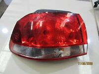 GENUINE 2008 VW GOLF TSI 1.4L MK6 2007-09, LEFT REAR TAIL LIGHT