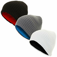 Callaway Golf Mens Winter Chill Beanie Fleece Lined Thermal Hat 38% OFF RRP