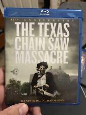 The Texas Chainsaw Massacre (Blu-ray Disc, 2014)