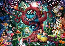 NEW! Ravensburger Alice in Wonderland Most Everyone is Mad 1000 piece jigsaw
