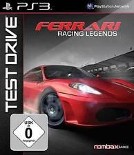 Sony ps3 PlayStation 3 juego * test Drive: Ferrari Racing Legends *** nuevo * New