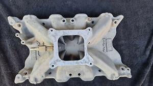 Ford 302 351C Cleveland 4V EDELBROCK TORKER Intake Manifold