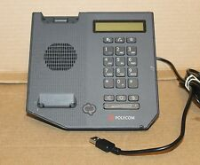 Polycom CX300 USB VOIP Office Phone Base Only No  Handset or Handset Cord