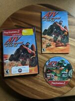 ATV Offroad Fury Greatest Hits CIB & TESTED (Sony PlayStation 2, 2001)