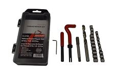 Tool Hub 9790 Thread Tap Repair Cutter Kit M10x1.0 Helicoil Compatible-With Case