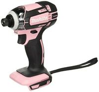 Makita TD149DZP rechargeable impact driver 18V pink body only