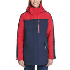 TOMMY HILFIGER 3-in-1 All Weather Systems Hooded Jacket...