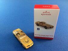 1978 Pontiac Trans Am Special Edition - 2015 Hallmark Keepsake ornament (Lmt Ed)