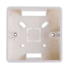 86 Type Switch Socket Base Outfit Junction Box Surface Mount Bottom Box W4em