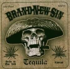 Brand New Sin - Tequila CD NEU OVP