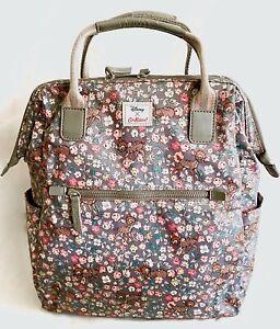 Cath Kidston Disney Bambi Backpack Ditsy Framed Rucksack Bag Heywood Handbag