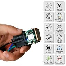 Car Tracking Relay GPS Tracker Device GSM Locator Remote Control Anti-theft