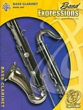 Alfred Publishing Co. 00EMCB1006CD Band Expressions Volume1 Bass Clarinet