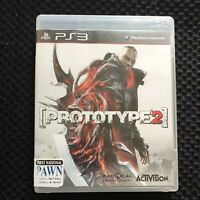 Prototype 2 (Sony PlayStation 3 PS3, 2012) Complete FREE SHIP