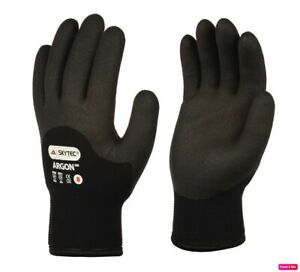 Skytec Argon Thermal Cold Weather Waterproof Hand Protection Working Gloves