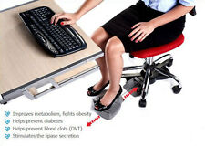 Turn your chair into a heakth machine. Fight harms of sitting.