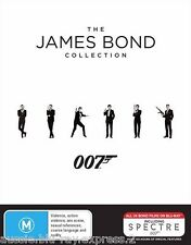 The James Bond Collection - Includes Spectre