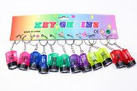 12x Taschenlampe Schlüsselanhänger LED Lampe Schlüsselkette Mitgebsel Vapor