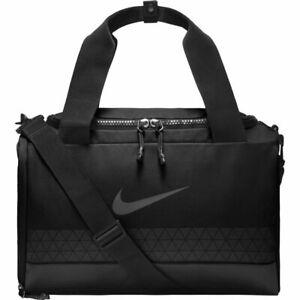 Nike Vapor Jet Drum Duffel Training Sports Travel Bag BA5545 010 Black 24L