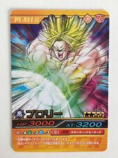 Dragon Ball Bakuretsu Impact Rare 247-III