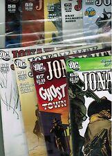 Lot of 9 Jonah Hex Issue 58 59 61 62 65 66 67 68 70 DC comics