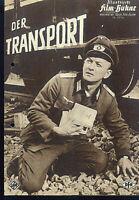 "IFB Illustrierte Film Bühne Nr. 05760 "" Der Transport """