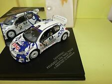 PEUGEOT 206 WRC RALLYE D'ACROPOLE 1999 DELECOUR VITESSE SKM99081 1:43