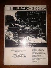 The Black Scholar Magazine February 1973 - William Marshall Estate