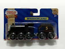 Thomas And Friends Wooden Railway Introducing James