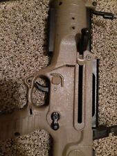 Airsoft rifle electric full/semi AutoTavor X95 CQB W/used tub of ammo