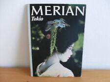 Merian Tokio  Zeitschrift Illustrierte