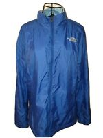 THE NORTH FACE Womens SOFT SHELL Jacket | Fleece Lined | Large Blue