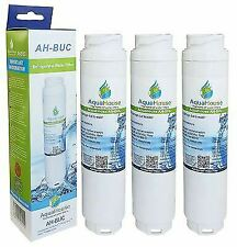 3x Compatible Water Filter for Rangemaster DxD 90170 Dxd910 Bosch Ultra Clarity