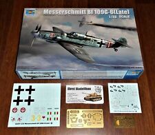 Trumpeter 02297 Messerschmitt BF 109g-6late In 1 32