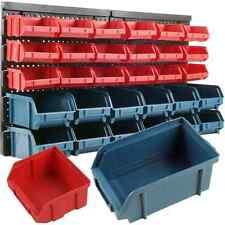 Storage Baskets And Bins Household Small Parts Garage Rack Open Organization